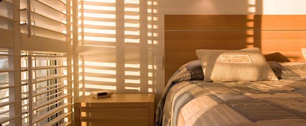 Rèm cửa chống nắng phòng ngủ