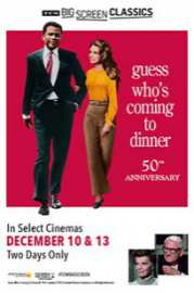 Tcm: Guess Whos Coming To Dinner