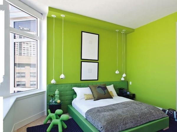 Xốp dán 3D mềm mại thích hợp trang trí tường phòng ngủ cho phòng trẻ.