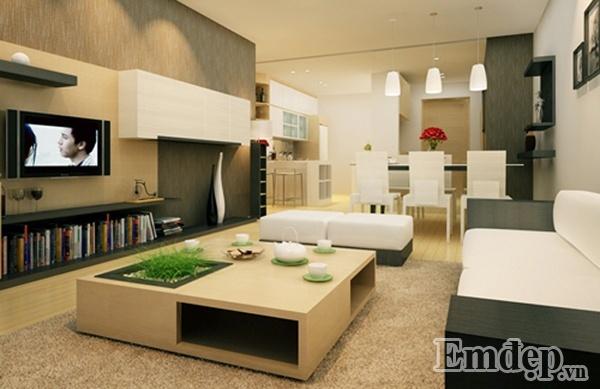 Hướng cửa chính cực kỳ quan trọng đối sở hữu nhà mặt đất cũng như căn hộ nội thất chung cư.