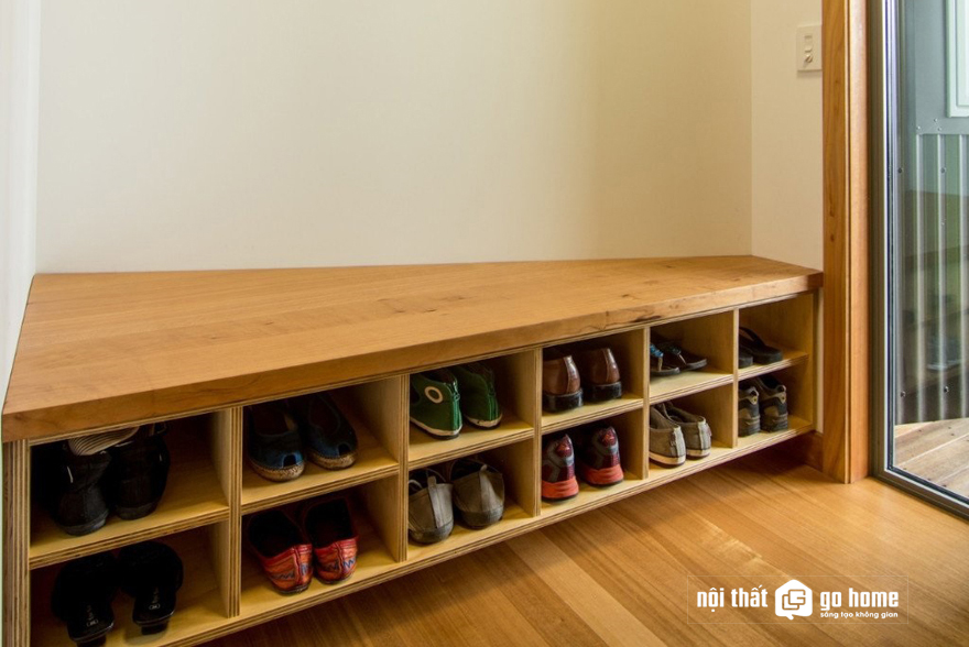 Nên đặt kệ giày ở đâu trong nhà thì phong thuỷ?
