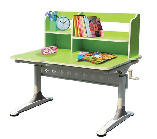 Bộ bàn học tăng chỉnh chiều cao cho trẻ