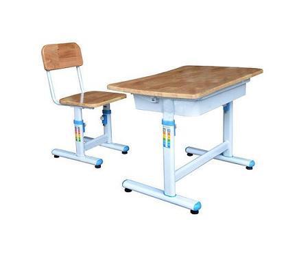 Bàn ghế gỗ học sinh hòa phát