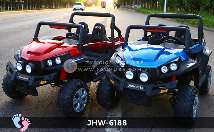 Xe ô tô điện 2 chỗ ngồi JHW-6188