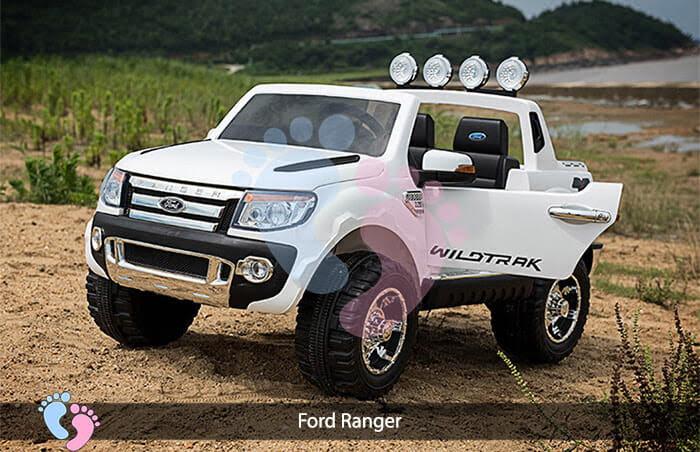 Ô tô điện Ford Ranger 2 chỗ ngồi