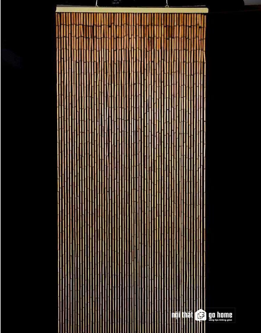 Mẫu rèm hạt gỗ đẹp 16