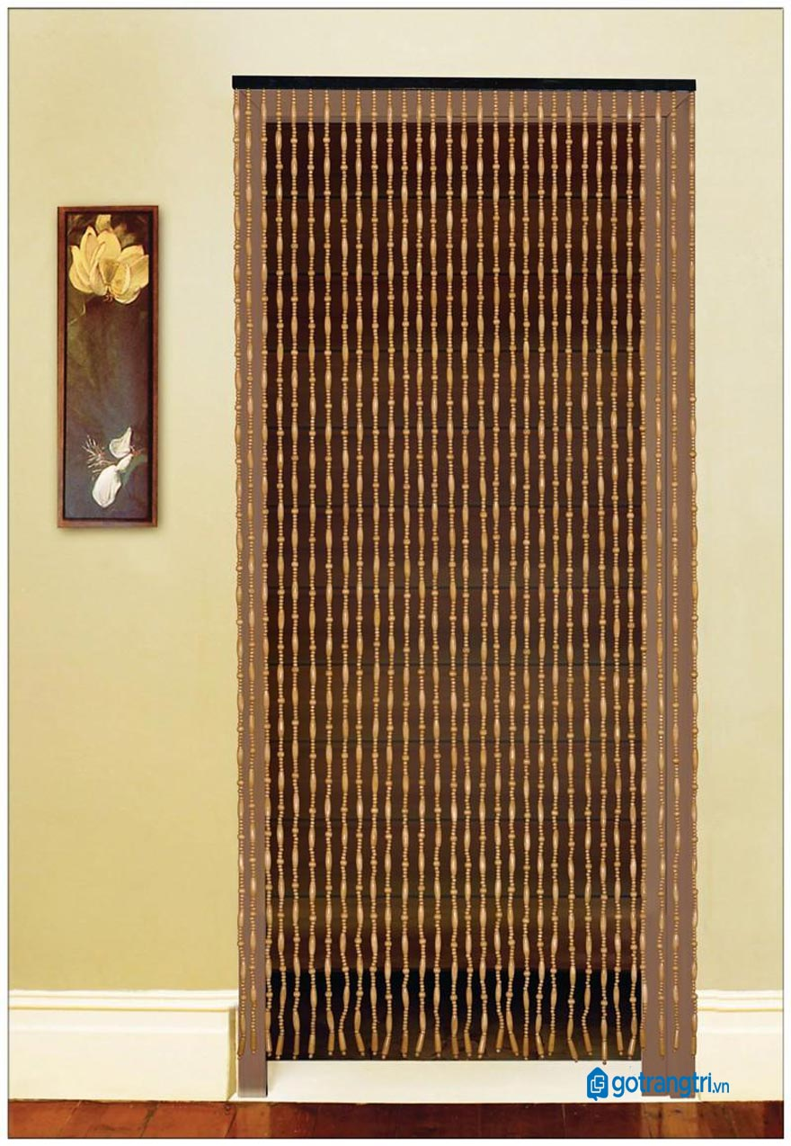 Mẫu rèm hạt gỗ đẹp 17