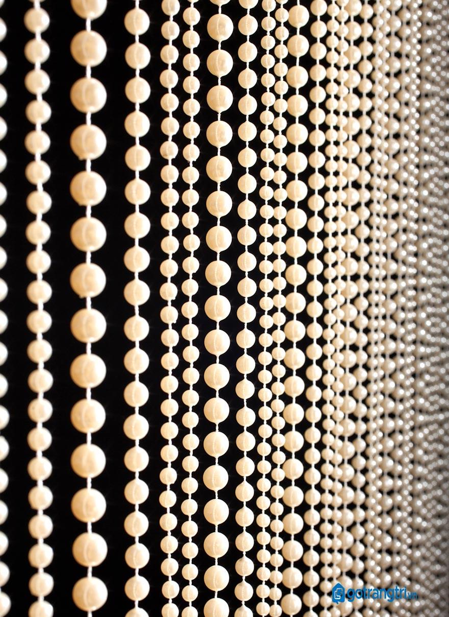 Mẫu rèm hạt gỗ đẹp 18