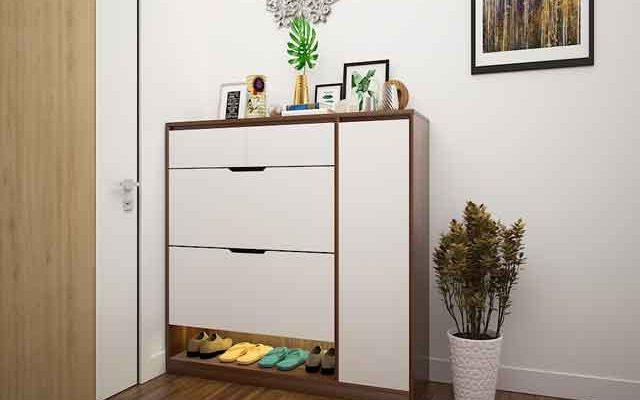 Sử dụng tủ giày thông minh mang đến vẻ đẹp và tiện nghi cho ngôi nhà bạn
