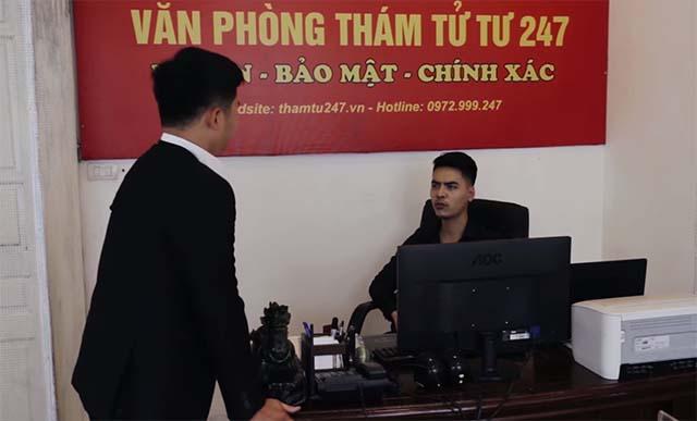 Công ty thám tử 247 uy tín tại Hà Nội