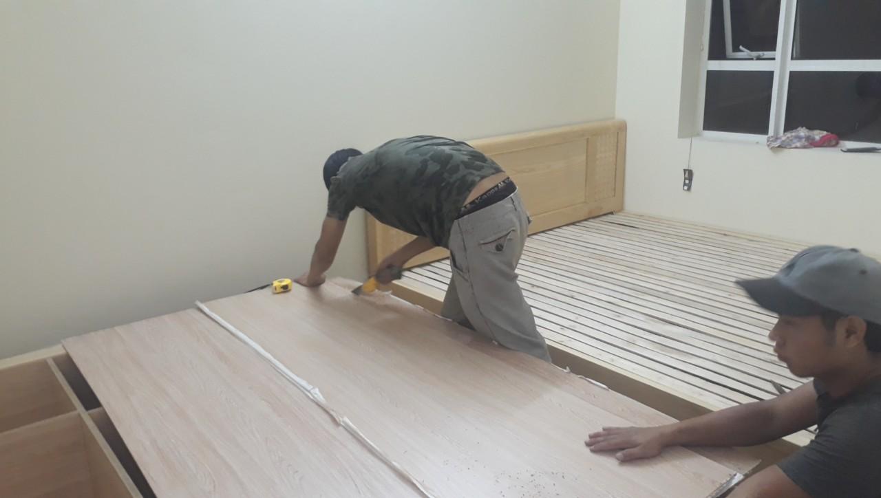 Mua nội thất Lương Sơn để được vận chuyển và lắp đặt tận nhà