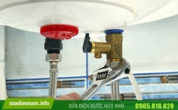 Các bước sửa bình nóng lạnh tại Quan Hoa