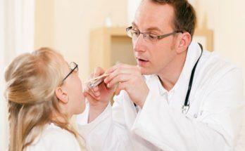 Cách trị viêm họng ở trẻ nhỏ