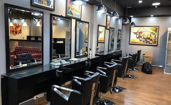 Các loại đèn trang trí quán tóc được sử dụng phổ biến hiện nay