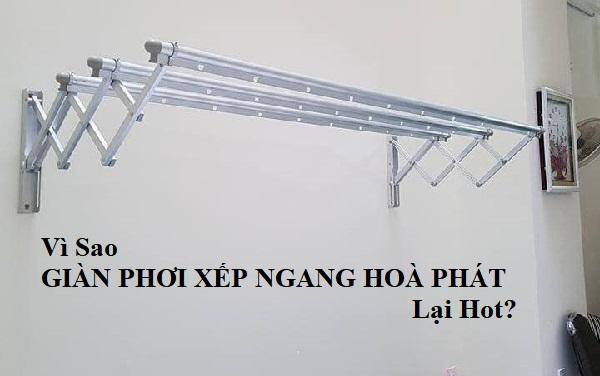 Giàn phơi thông thái Hoà Phát hp-888